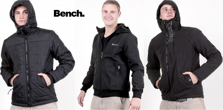 Neu: Bench Herren Winterjacken
