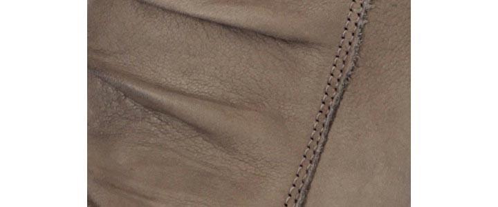 Pflegehinweis für Leder-Schuhe