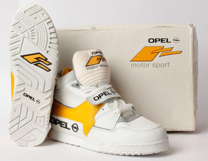 Opel Motorsport Sneaker
