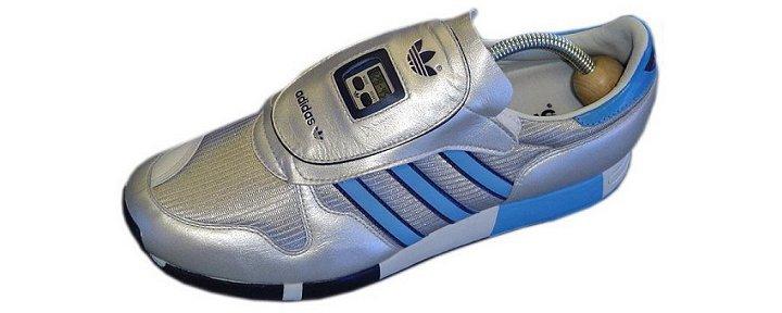 adidas Micropacer Schuhe mtsilverblue