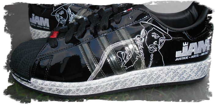adidas Superstar 1 JAM Sounds of the City