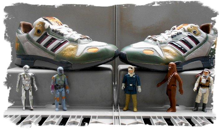 adidas ZX 800 Star Wars Boba Fett uts blog