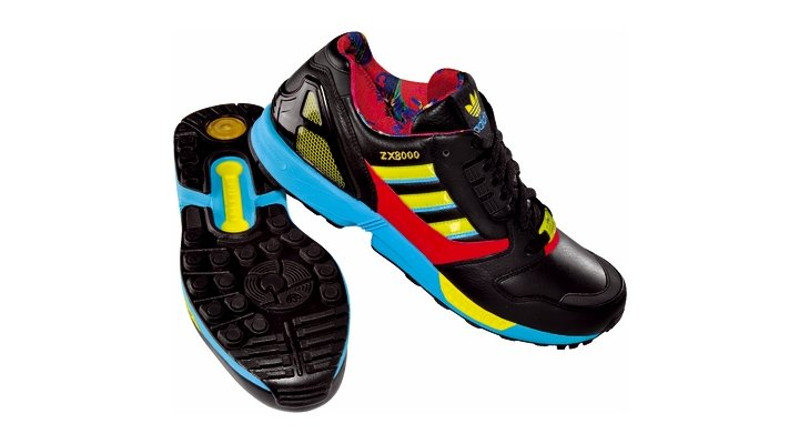 adidas ZX 8000 black lemon