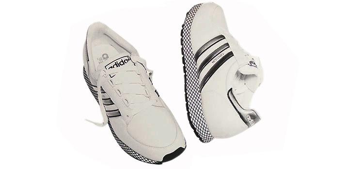 adidas Oregon white-silver