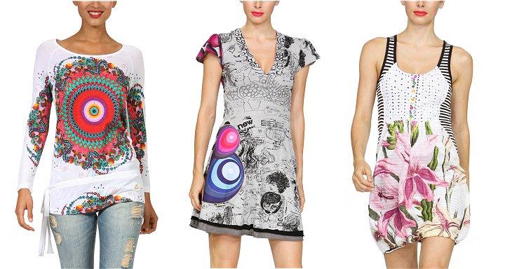 4a8142b3a421 Neue kleider von desigual – Beliebte Modelle der Europäischen ...