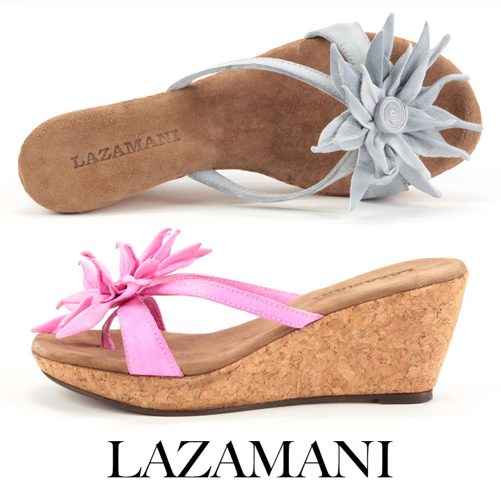 Lazamani Sommer Pantoletten uts blog