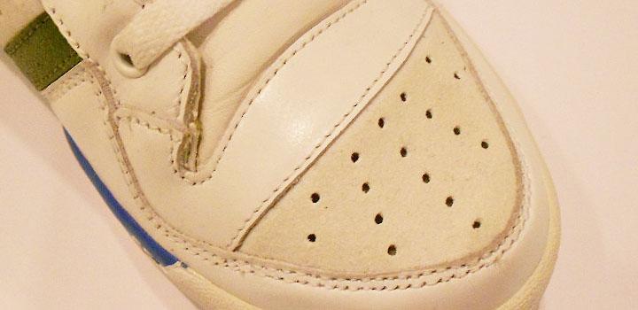 Der Aufbau eines Schuhs/Sneaker
