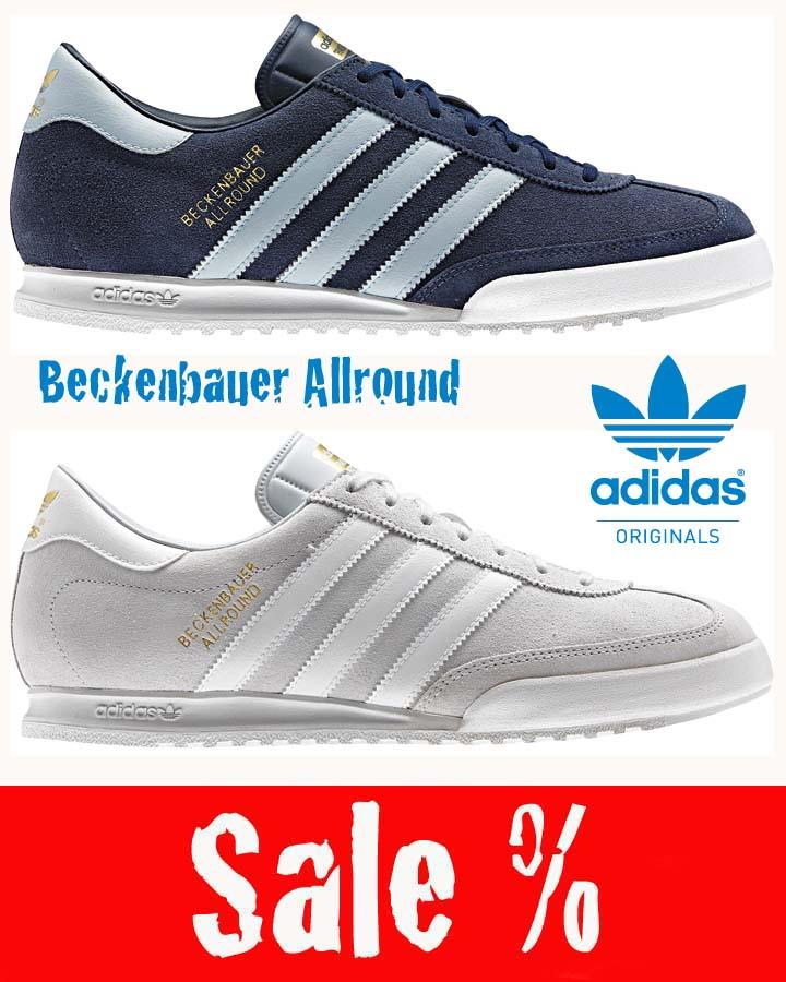 adidas Sneaker Sale Kiel, Court Deck und Beckenbauer