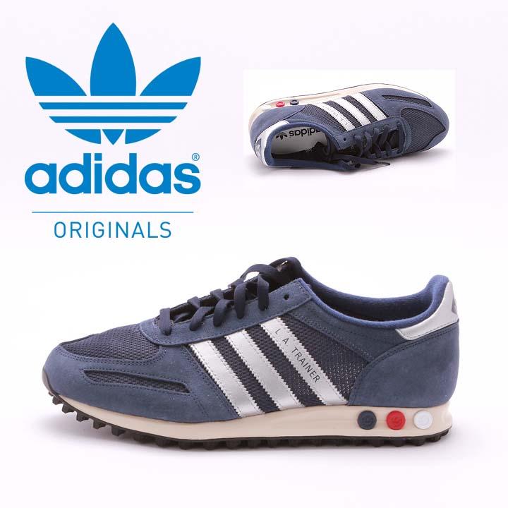 Adidas La Trainer Blau Damen hotelgarni-rieger.de
