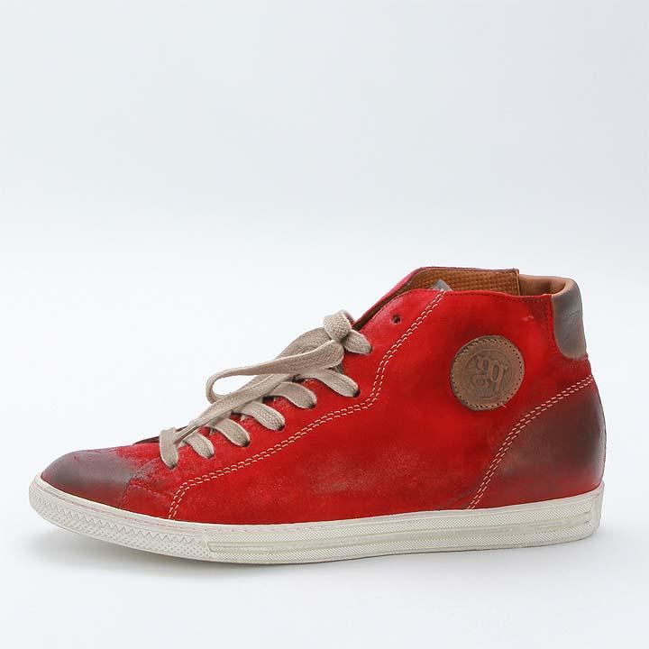 Trendige Schuhmode 2012 Paul Green Sneaker Bootie