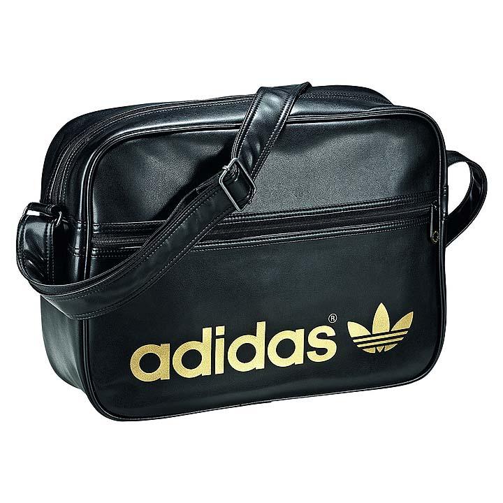 727f0d5584 Neu adidas Adicolor Airliner Tasche in weiss und schwarz - uts    blog