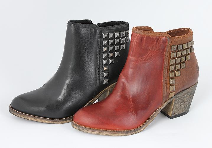 46697f199736 Schuh Mode Trend Bullboxer Nieten Stiefeletten - uts    blog