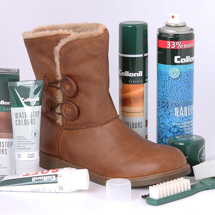 Neu: Schuhpflege Produkte