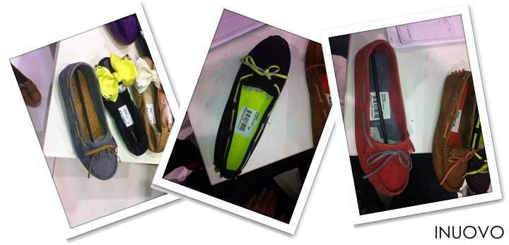 INUOVO Schuh Kollektion 2013