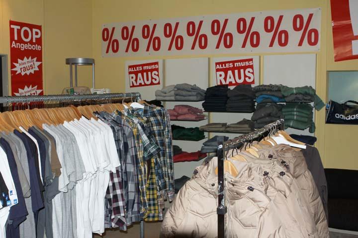 Schnäppchenmarkt: Endspurt Winterware stark reduziert !!!