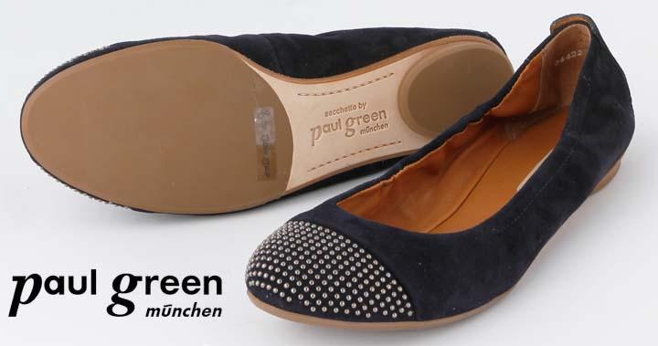 paul green sacchetto ballerina neuheiten uts blog. Black Bedroom Furniture Sets. Home Design Ideas