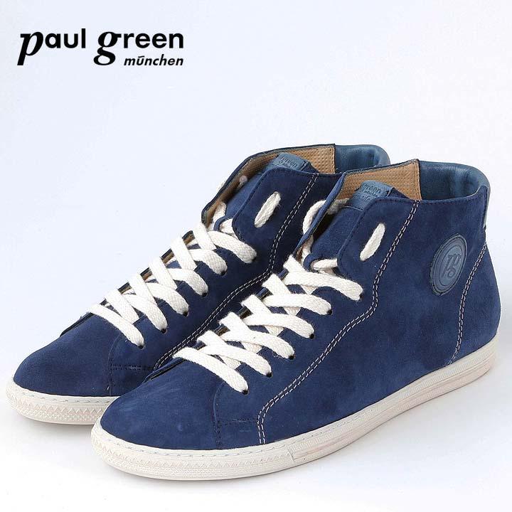 neu stylischer paul green sneaker boot uts blog. Black Bedroom Furniture Sets. Home Design Ideas