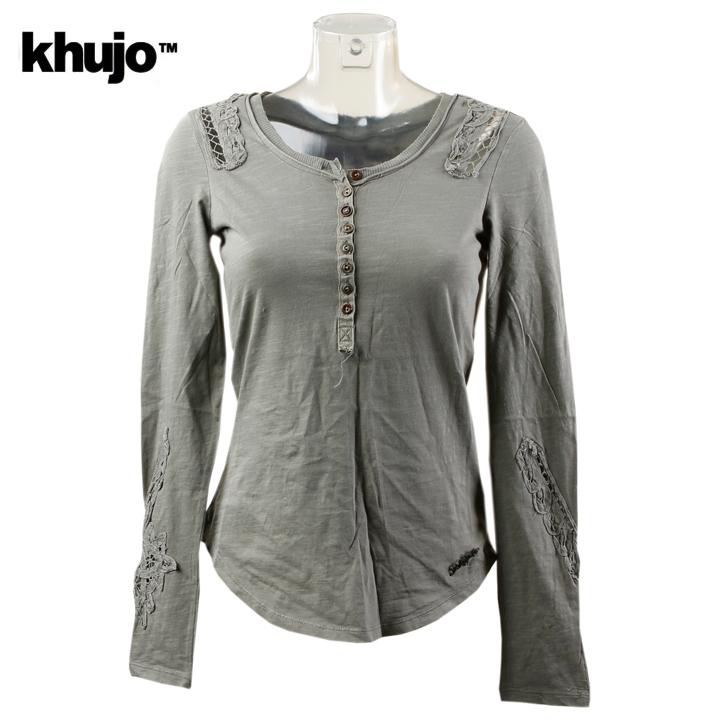 Neu: Khujo Fango Longsleeve Shirt