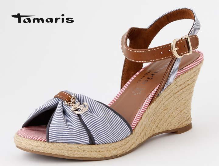 tamaris sandalen neuheiten online kaufen neue kollektion 2013. Black Bedroom Furniture Sets. Home Design Ideas