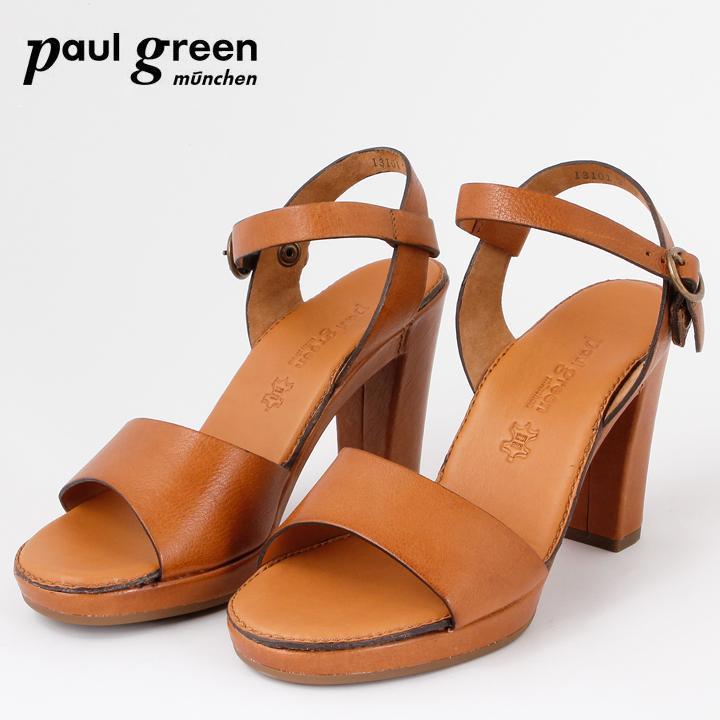 sports shoes order online sneakers Paul Green Sandalette in Vacchetta feingenarbtem Leder - uts ...