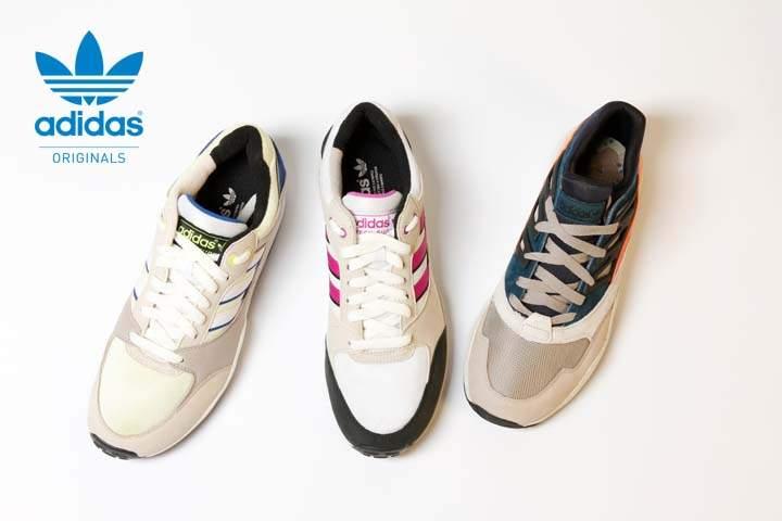 adidas Retro Running Tech Super & Torsion Allegra X uts