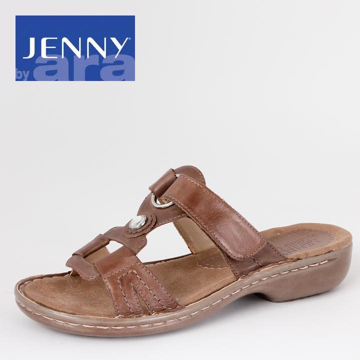 Jenny Pantolette Korsika braun 5720907