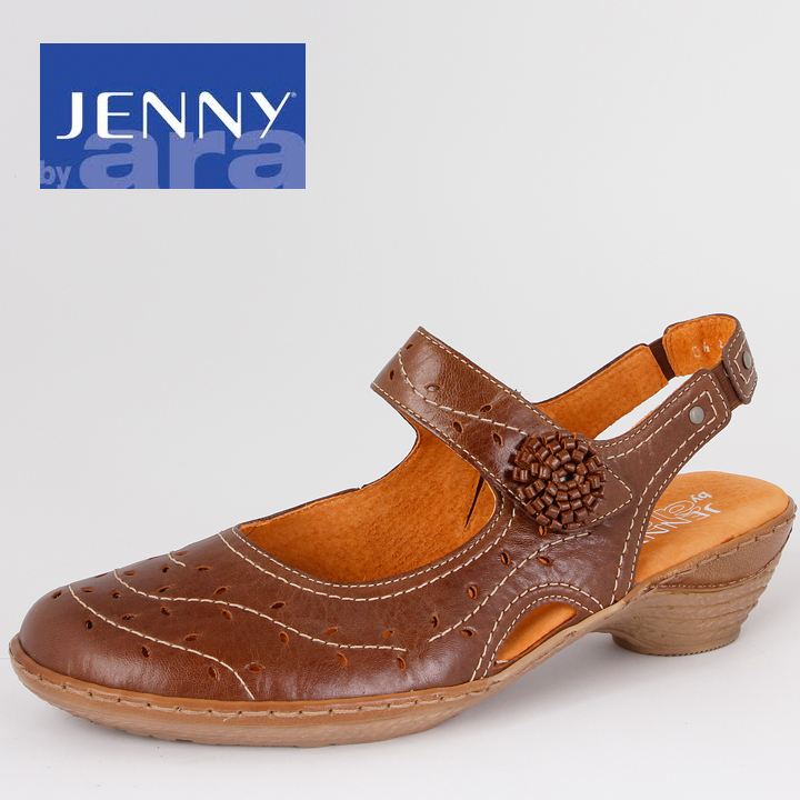Jenny Sling Pumps Aruba Braun 5375506