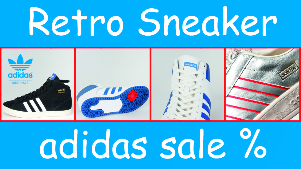 adidas Sneaker Outlet %