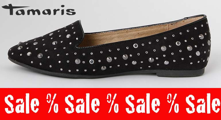 low priced e81c4 f3470 Tamaris Schuhe reduziert - uts // blog