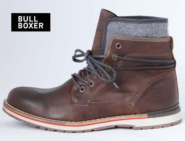 raw boots von bullboxer f r herren uts blog. Black Bedroom Furniture Sets. Home Design Ideas