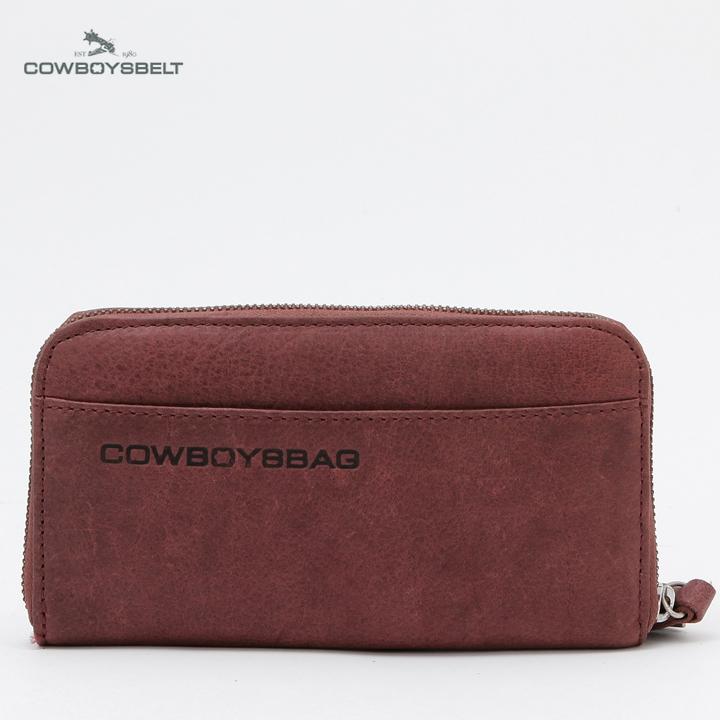 Cowboysbag The Purse aubergine