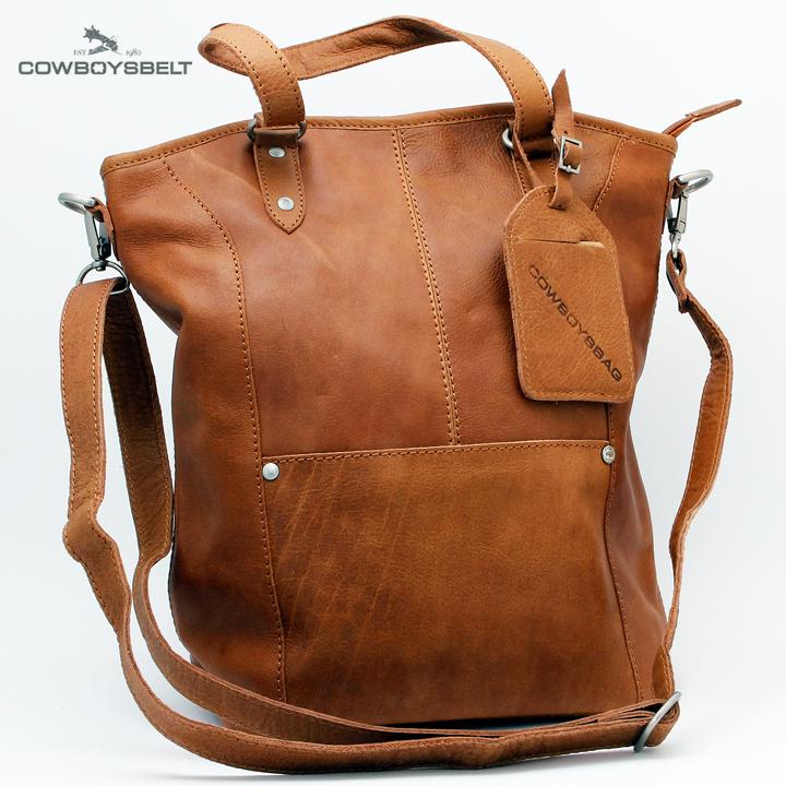 Cowboysbelt Bag Card Oak