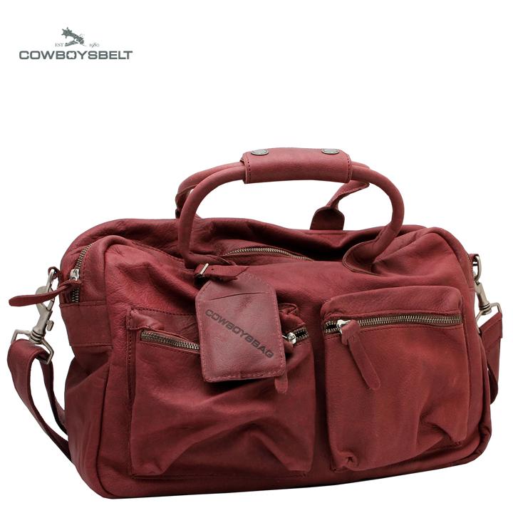 Cowboysbelt The Bag Aubergine