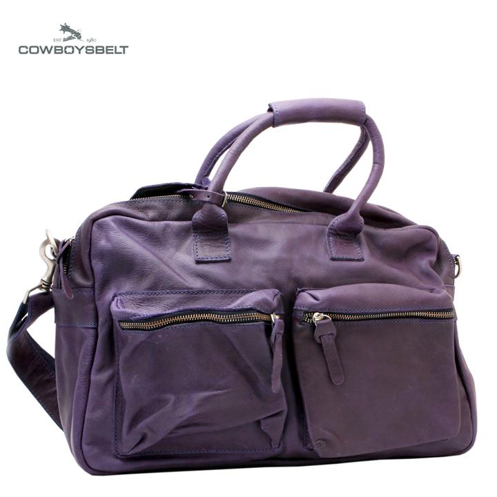 The Bag Blue Cowboysbelt Bag