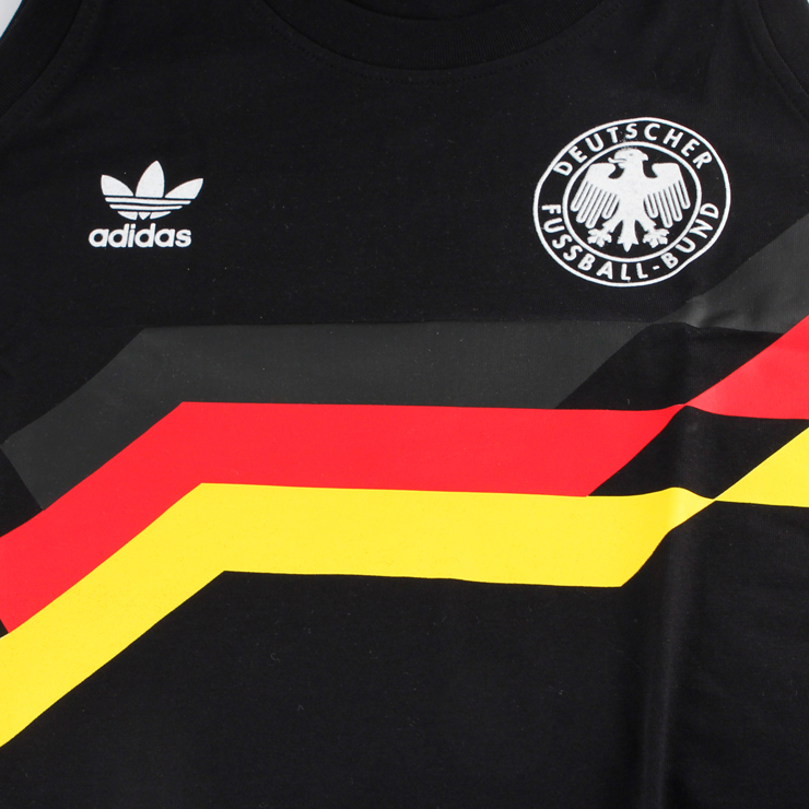 adidas 1990 Germany Tank Top black M38456