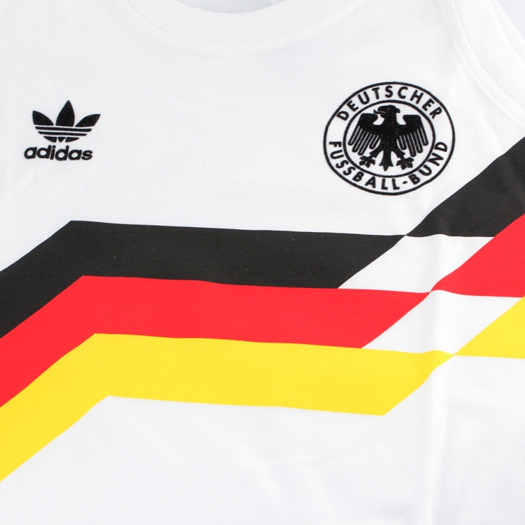 adidas 1990 Germany Tank Top white M38455