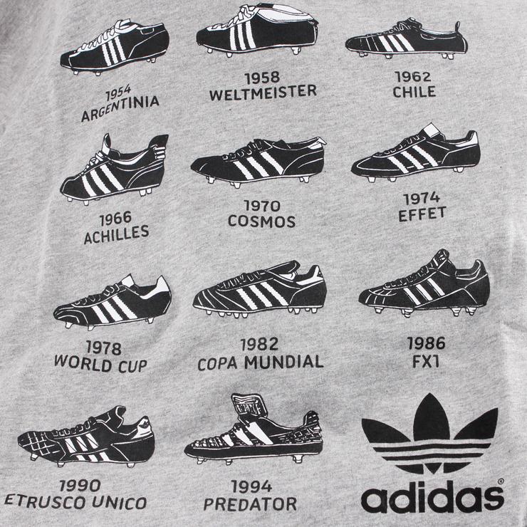 adidas Boots History Tee F77302