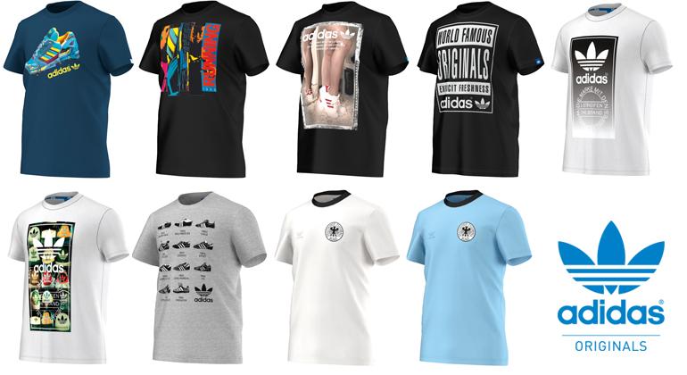 adidas Jungs T-Shirts neu 2014