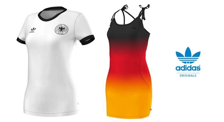 adidas Originals Damen WM Kollektion 2014