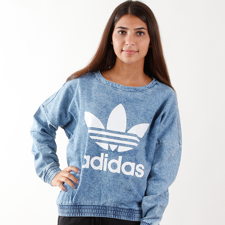 adidas Crew Neck M69688 light acid wash
