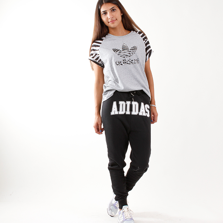 adidas Loose Fit Pants Black M30305