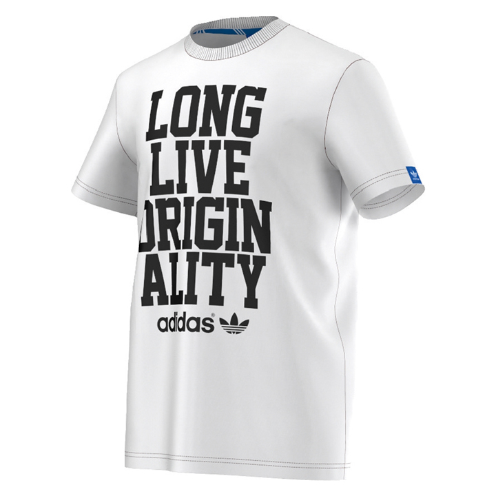 adidas Originals Slogan Tee M69244