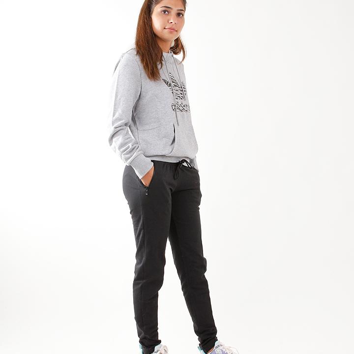adidas Slim Fit Trainingshose Schwarz M69789