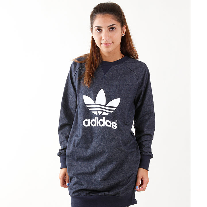 adidas Sweat Dress indigo M30779