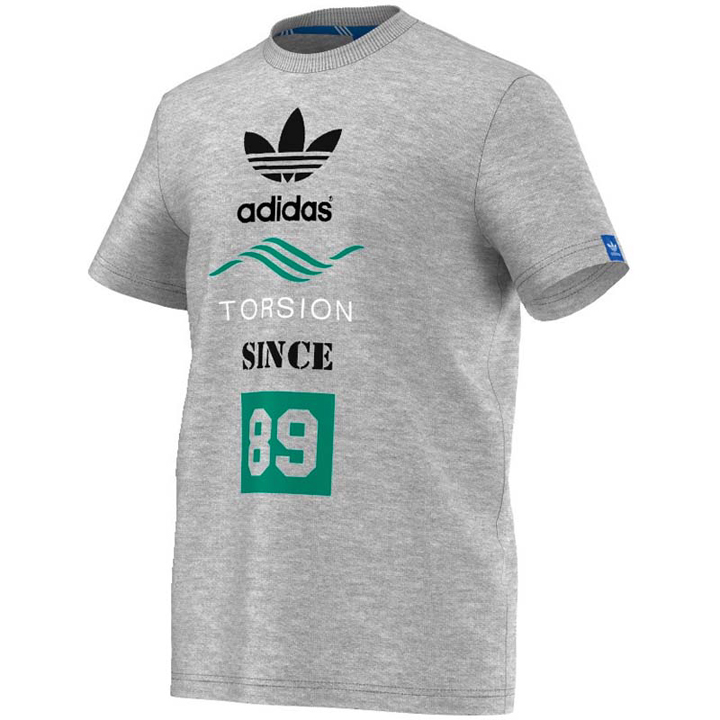 adidas Torsion Label Tee M69326
