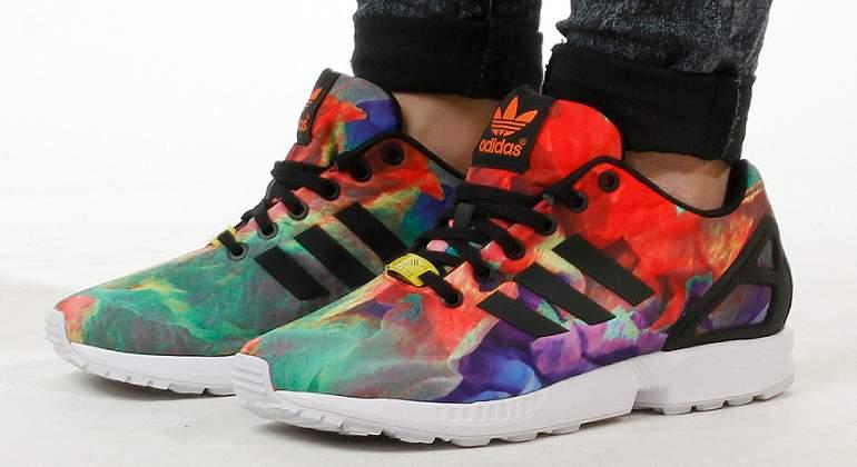 adidas ZX Flux Multicolor M21364
