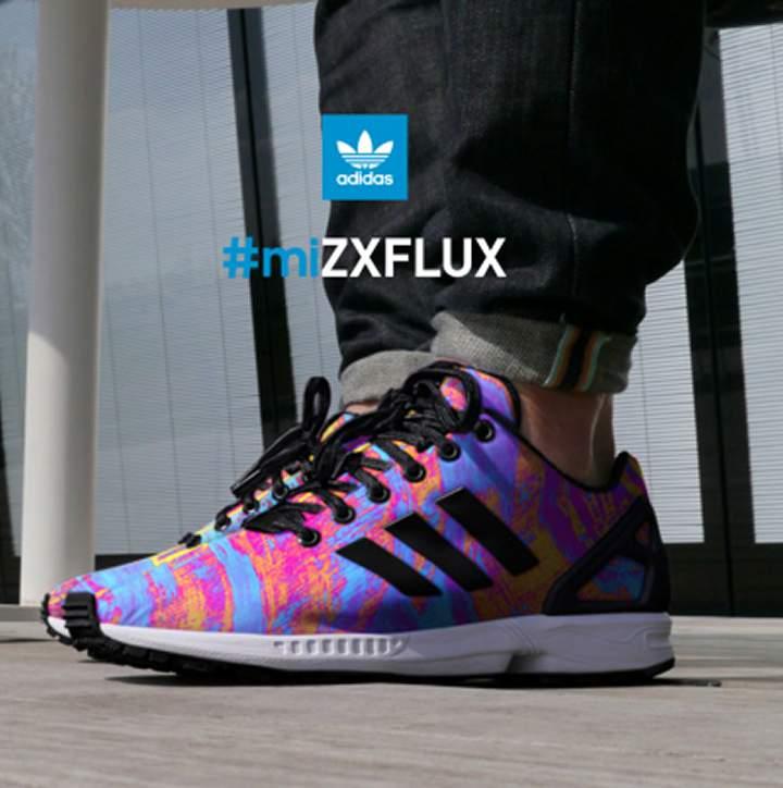 miZXFLUX adidas
